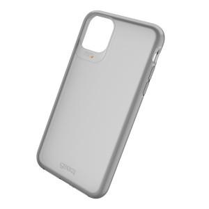 Gear4 D3O Hampton Hülle iPhone 11 Pro Max rauchgrau