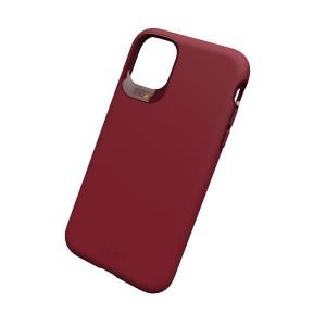 Gear4 D3O Holborn Backcover iPhone 11 Rot / Burgund