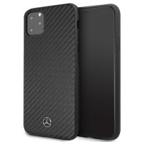 Mercedes Benz Dynamic Carbon Hülle MEHCN65SRCFBK iPhone 11 Pro Max Schwarz