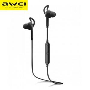 AWEI Sport Bluetooth Stereo Kopfhörer A610BL schwarz