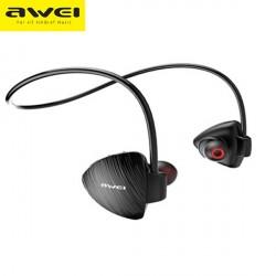 AWEI Bluetooth Stereo Sport Headset / Kopfhörer A847BL schwarz