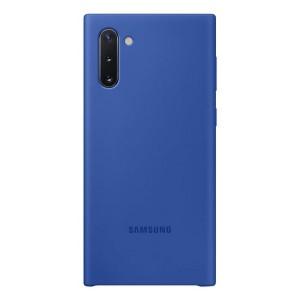 Original Samsung Silicone Cover EF-PN970TL Galaxy Note 10 N970 blau
