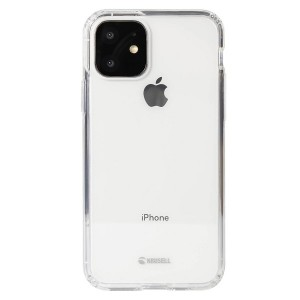 Krusell Hülle / Kivik Cover iPhone 11 transparent
