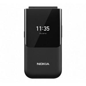 Nokia 2720 512MB / 4GB Flip Handy Schwarz TA-1175