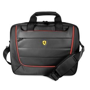 """Ferrari Tasche Scuderia Notebook / Laptop 13"""" Schwarz"""