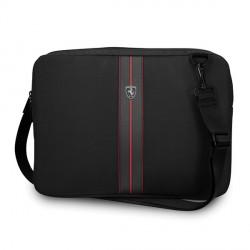 """Ferrari Tasche Urban Notebook / Laptop / Tablet 13"""" schwarz"""