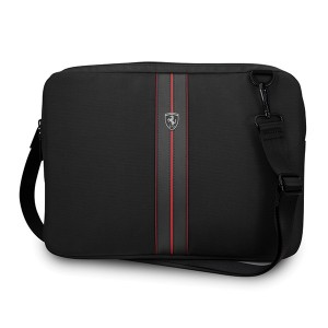 "Ferrari Tasche Urban Notebook / Laptop / Tablet 13"" schwarz"