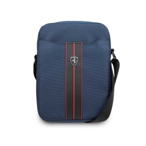"Ferrari Tablet Tasche Urban FEURSH10NA Tablet 10"" Marineblau"