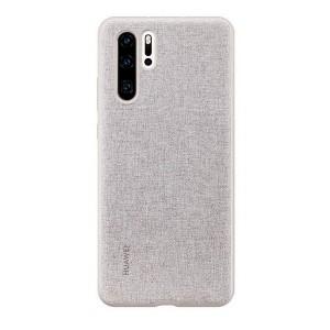 Original Huawei PU Case P30 Pro grau