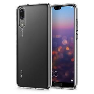 Spigen Liquid Crystal Hülle Huawei P20 Clear