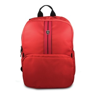 "Ferrari Notebook / Laptop Rucksack Urban FEURBP15RE 15"" Rot"