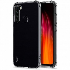 Spigen Crystal Shell Hülle Xiaomi Redmi Note 8 Clear