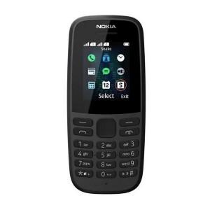 Nokia 105 2019 DS schwarz TA-1174