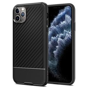 Spigen Core Armor Hülle iPhone 11 Pro schwarz