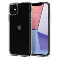 Spigen Crystal Flex Hülle iPhone 11 Clear