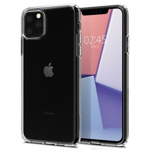 Spigen Crystal Flex Hülle iPhone 11 Pro Max Clear