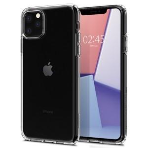Spigen Crystal Flex Hülle iPhone 11 Pro Max Clear