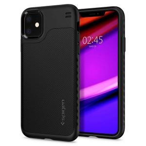 Spigen Hybrid NX Hülle iPhone 11 schwarz
