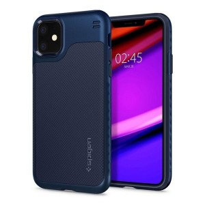 Spigen Hybrid NX Hülle iPhone 11 Blau