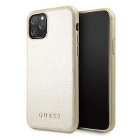Guess Iridescent Hülle iPhone 11 Gold GUHCN61IGLGO