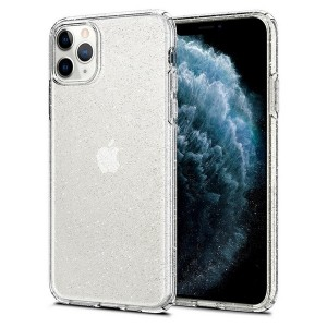Spigen Liquid Crystal Glitter Hülle iPhone 11 Pro Clear