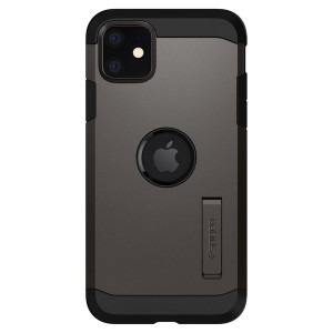 Spigen Tough Armor Hülle iPhone 11 gun metal