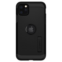 Spigen Tough Armor Hülle iPhone 11 Pro Max schwarz