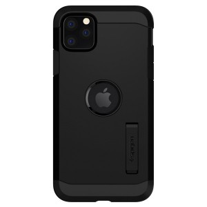 Spigen Tough Armor Hülle iPhone 11 Pro Max schwarz