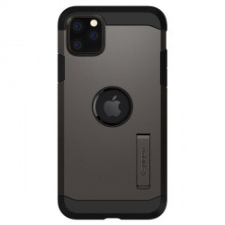 Spigen Tough Armor Hülle iPhone 11 Pro Max gun metal