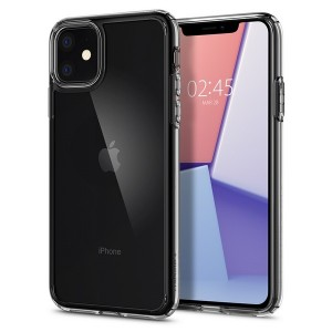 Spigen Ultra Hybrid Hülle iPhone 11 Clear