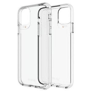 Gear4 D3O Crystal Palace Hülle iPhone 11 Pro Max Transparent