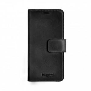 Bugatti Ledertasche / Book Cover Zurigo Samsung Galaxy S8 schwarz