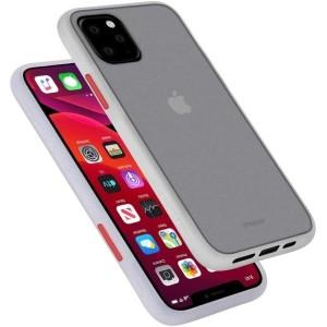 Mercury Peach Garden Hülle iPhone 11 Pro Max Weiß