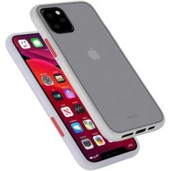Mercury Peach Garden Hülle iPhone 11 Weiß