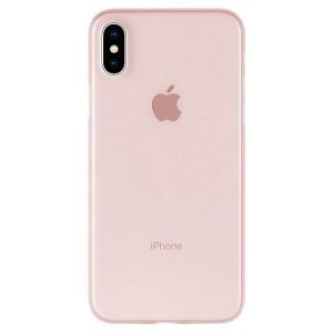 Mercury Ultra Dünn Hülle iPhone SE 2020 / iPhone 8 / 7 0.6mm rose gold