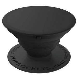 PopSockets black 101000 Stand / Grip / Halter