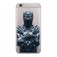 Original Marvel™ Hülle MPCBPANT3721 Pantera 012 iPhone 6 / 6S transparent