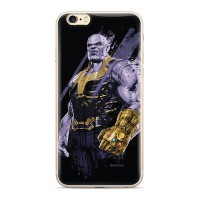 Original Marvel™ Hülle MPCTHAN1024 Thanos 003 iPhone 6s / 6 schwarz