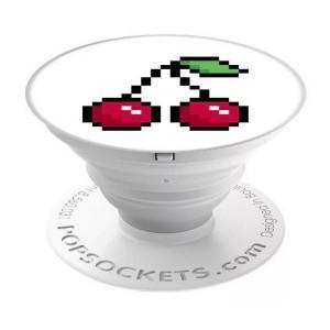 Popsockets 8-Bit Cherry 800264 Stand / Grip / Halter