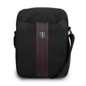 Ferrari Urban Tablet Tasche FEURSH8BK 8 Zoll schwarz