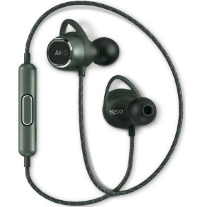 AKG Stereo Bluetooth Kopfhörer N200 grün