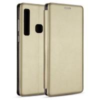 Magnetic Handytasche Samsung Galaxy A71 gold