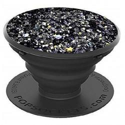 Popsockets Sparkle Black 800324 Stand / Grip / Halter