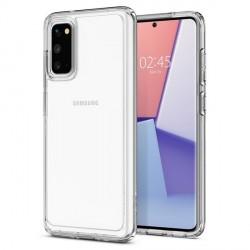 Spigen Ultra Hybrid Hülle Samsung Galaxy S20 Crystal Clear ACS00792