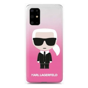 Karl Lagerfeld Hülle Karl Ikonik Samsung Galaxy S20 Ultra G988 Rose KLHCS69TRDFKPI