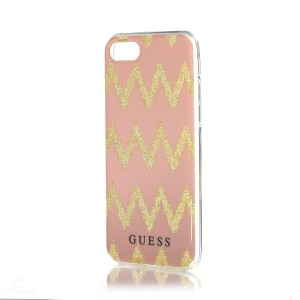 Guess Ethnic Chic Chevron 3D Hülle iPhone 6 / 7 / 8 / SE2 GUHCP7CGPI