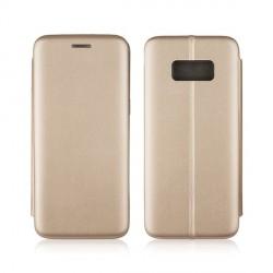 Slim Magnetic Handytasche Samsung Galaxy S20 Gold
