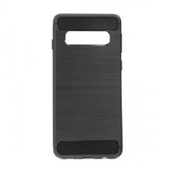 Carbon / Aluminium Design Hülle Samsung S20 Ultra schwarz