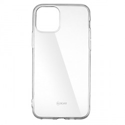 Hülle Jelly Roar Samsung Galaxy S20 transparent