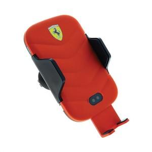 Ferrari On Track Autohalterung QI Automatic FECCWLPDRE 10W Rot